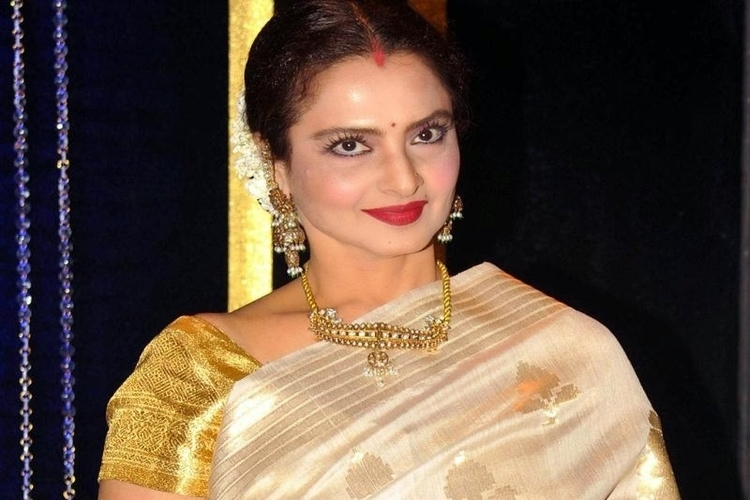 Rekha turns narrator for Star Bharat's 'Radha Krishna